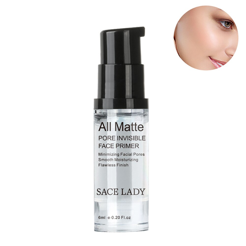1bottle Foundation Makeup Primer Mattifying Pore Minimizing Primer Hidden Wrinkles And Smooth Fine Lines Oil Control Face Primer Nana S Corner Beauty Cosmetic